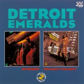 The Detroit Emeralds - Baby Let Me Take You (In My Arms)