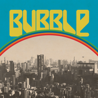 Podcast cover art for Bubble