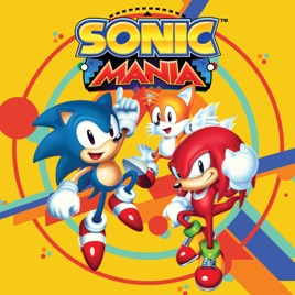 ‎Sonic Mania (Original Soundtrack) [Selected Edition] by SEGA on iTunes