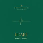Shinhwa Twenty Special Album 'Heart'  EP-Shinhwa