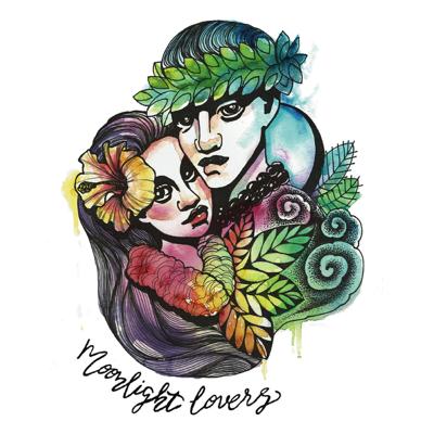 Moonlight Lovers (feat. Tree Vaifale) - Sammy Johnson song
