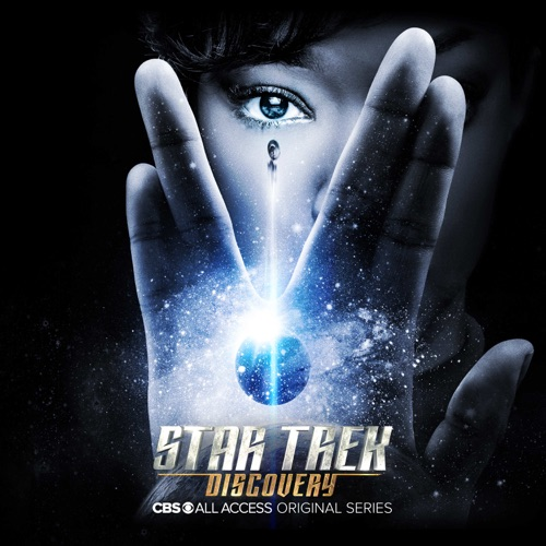 Star Trek: Discovery, Season 1 poster
