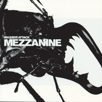Massive Attack - Teardrop artwork