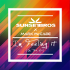 Sunset Bros & Mark McCabe - I'm Feeling It (In the Air) artwork