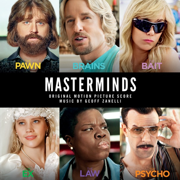 Masterminds (Original Motion Picture Score)
