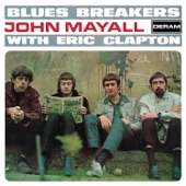 John Mayall & The Bluesbreakers - Ramblin' On My Mind