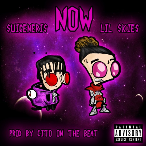 Suigeneris - Now (feat. Lil Skies) - Single