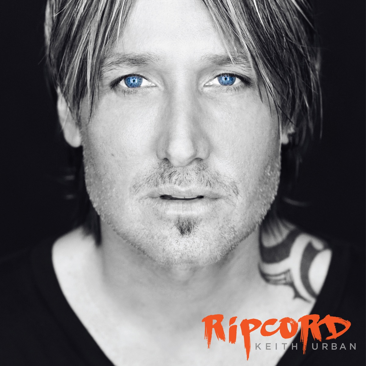 Ripcord Keith Urban CD cover