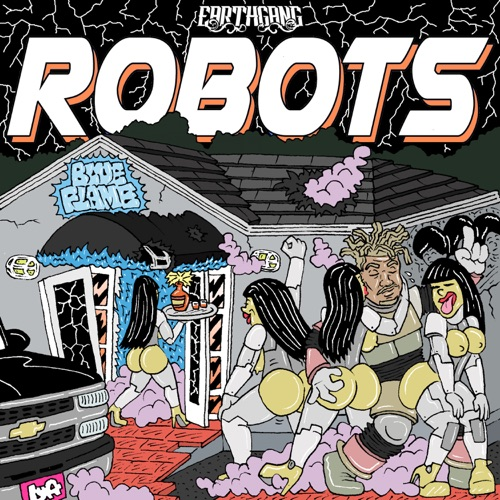 EARTHGANG - Robots - Single