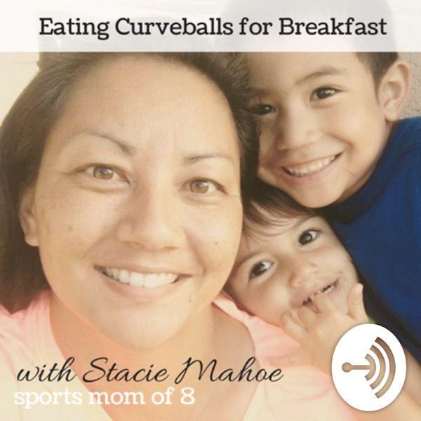 Eating Curveballs for Breakfast - Stacie Mahoe