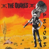 The Quakes - Tearing up My World
