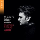 Mozart: Les trois dernières symphonies