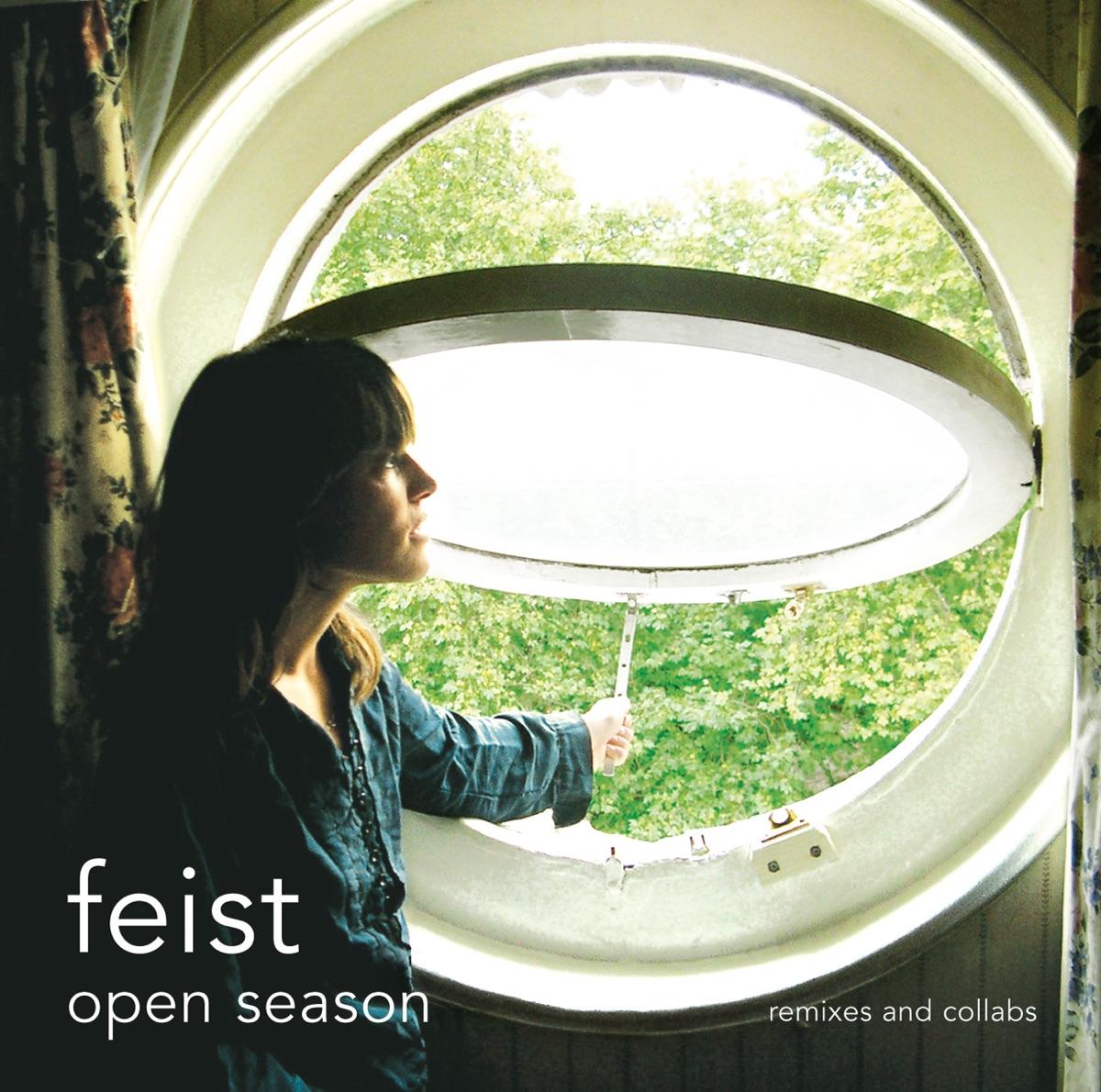 Open Season Feist CD cover