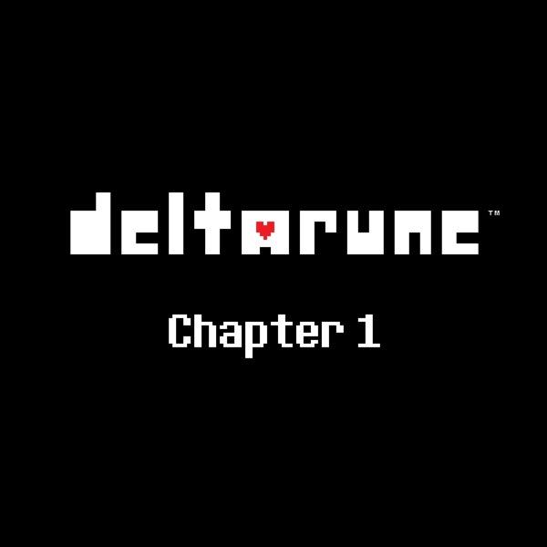 DELTARUNE Chapter 1 (Original Game Soundtrack) album image