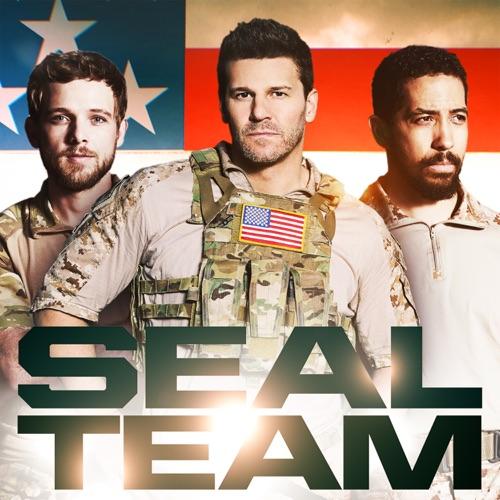SEAL Team, Season 1 poster