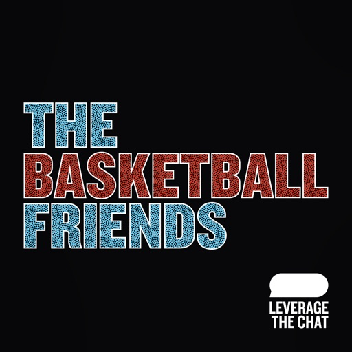 Cover image of The Basketball Friends