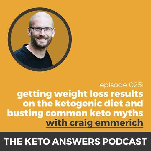 Cover image of Keto Answers Podcast: Low Carb Lifestyle | Ketogenic Diet Nutrition | Holistic Health