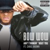 Ain't Thinkin' 'Bout You (feat. Chris Brown) - Single