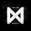 MONSTA X - MONSTA X 5th Mini Album 'The Code'  artwork