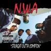 N.W.A. - Straight Outta Compton  artwork