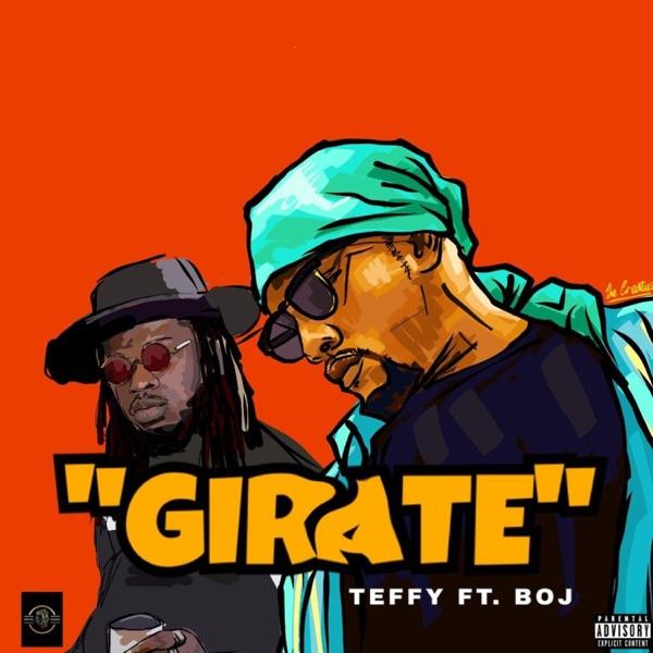 Girate (feat. BOJ) - Single