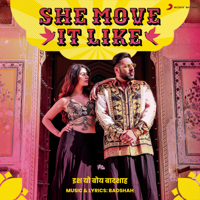 She Move It Like - Single
