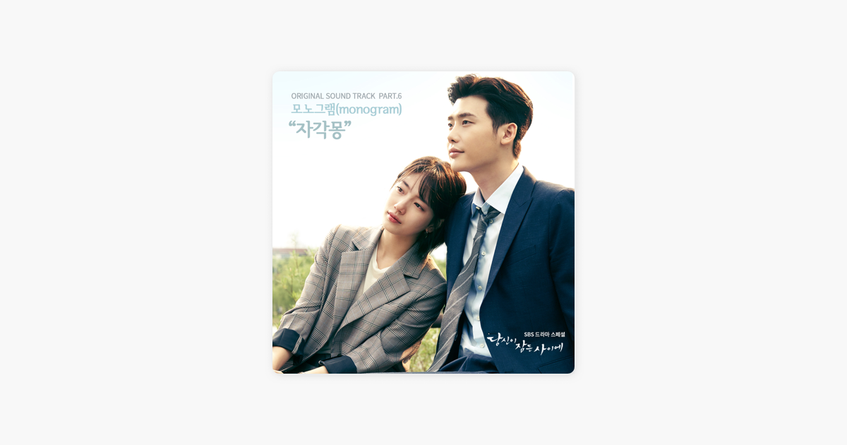 ‎While You Were Sleeping, Pt  6 (Original Television Soundtrack) - Single  by Monogram