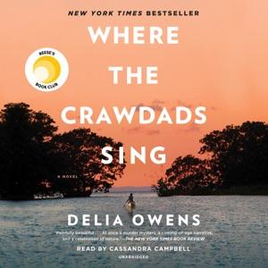 Where the Crawdads Sing (Unabridged) - Delia Owens audiobook, mp3