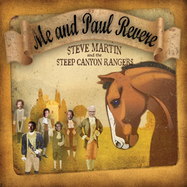 Me and Paul Revere - Single