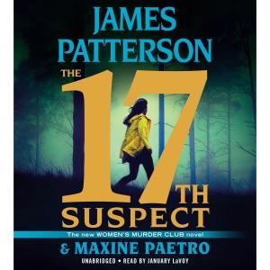 The 17th Suspect (Unabridged) - James Patterson & Maxine Paetro audiobook, mp3