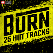 BURN - 25 HIIT Tracks (20 Sec Work and 10 Sec Rest Cycles with Vocal Cues)