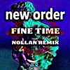 Fine Time (Nollan Remix) - Single ジャケット写真