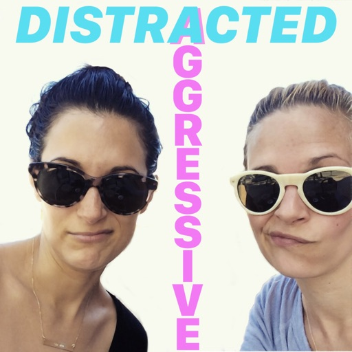 Cover image of DISTRACTED AND AGGRESSIVE