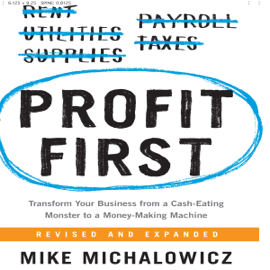 Profit First: Transform Your Business from a Cash-Eating Monster to a Money-Making Machine (Unabridged) audiobook