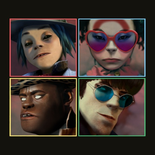 Gorillaz - Ascension (feat. Vince Staples)