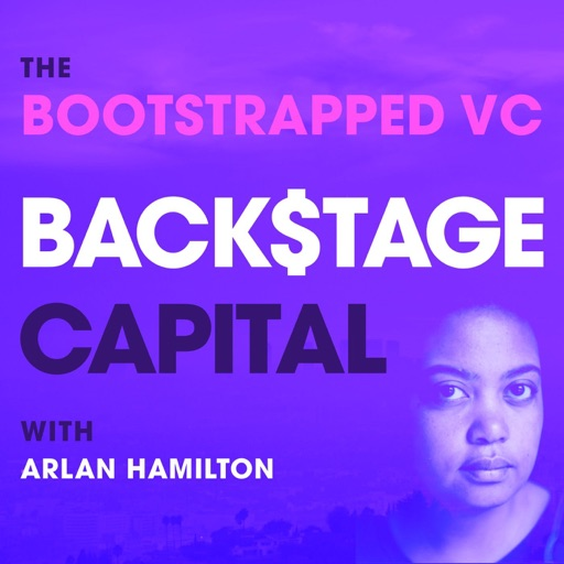 Cover image of The Bootstrapped VC - A Backstage Capital Podcast