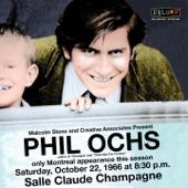 Phil Ochs - Cops of the World (Live)