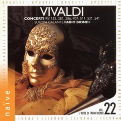 Concerto per due violini in D Major, RV 511: III. Allegro