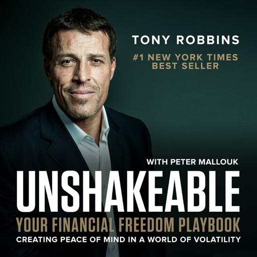 Cover image of Unshakeable by Tony Robbins