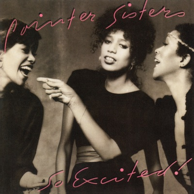 So Excited! (Expanded Edition) - Pointer Sisters