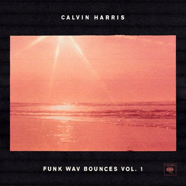 Image result for calvin harris funk wav bounces vol 1