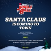 Santa Claus Is Coming to Town (feat. Charlie Puth, Hailee Steinfeld, Daya, Fifth Harmony, Rita Ora, Tinashé, Sabrina Carpenter & Jake Miller) [Live at Jingleball, New York / 2016] - Single