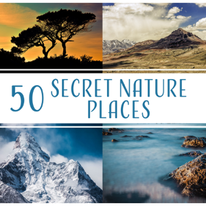 Calm Nature Oasis - 50 Secret Nature Places – Soft Nature Sounds, Harmony Bosom of Nature, Relaxing Music, Meditation & Yoga