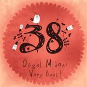 The Very Best of Orgel 38 - MIDORI ORGEL - MIDORI ORGEL