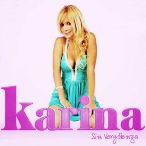 Karina - Corazón Mentiroso