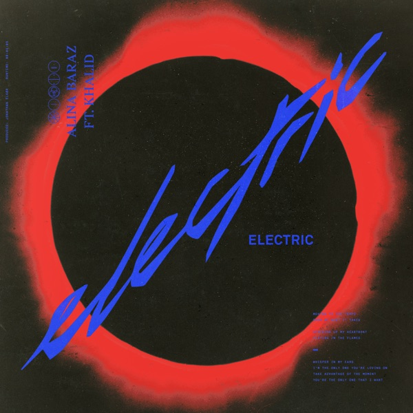 Electric (feat. Khalid) - Single