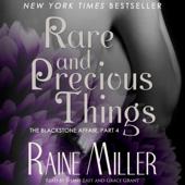 Rare and Precious Things: Blackstone Affair Volume 4 (Unabridged)