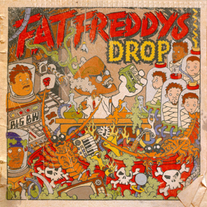 Fat Freddy's Drop - Dr. Boondigga and the Big BW