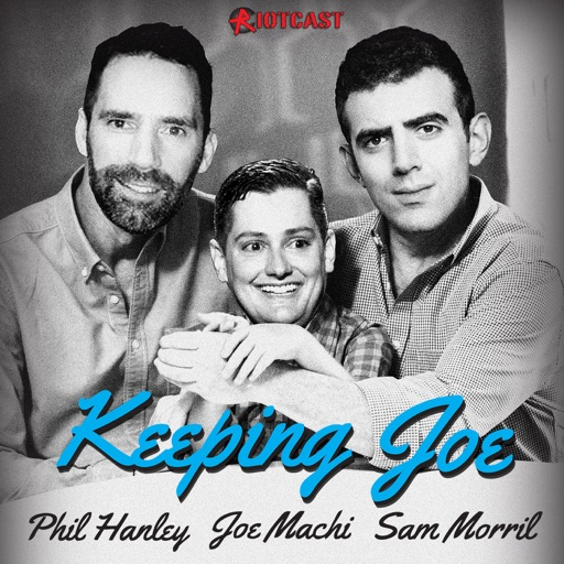 Cover image of Keeping Joe