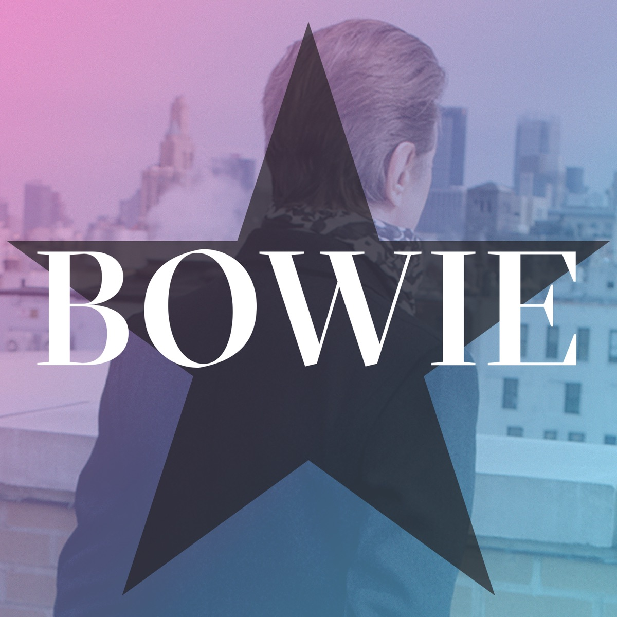 No Plan - EP David Bowie CD cover